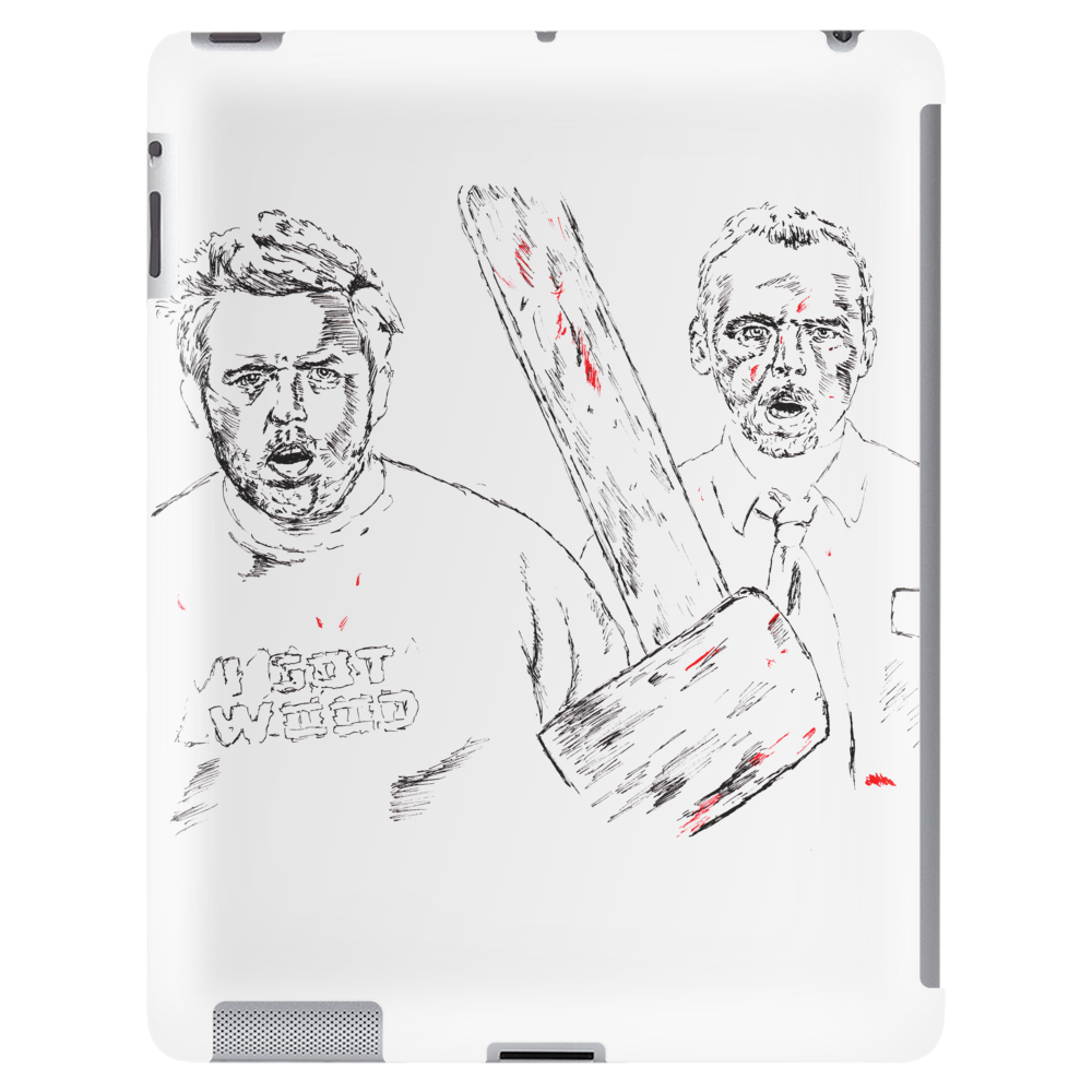 Shaun and Ed Tablet