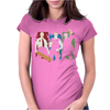 SHAUN OF THE DEAD Womens Fitted T-Shirt