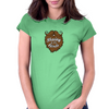 Shaving is for Girls Womens Fitted T-Shirt