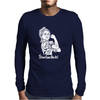 She Can Do Mens Long Sleeve T-Shirt