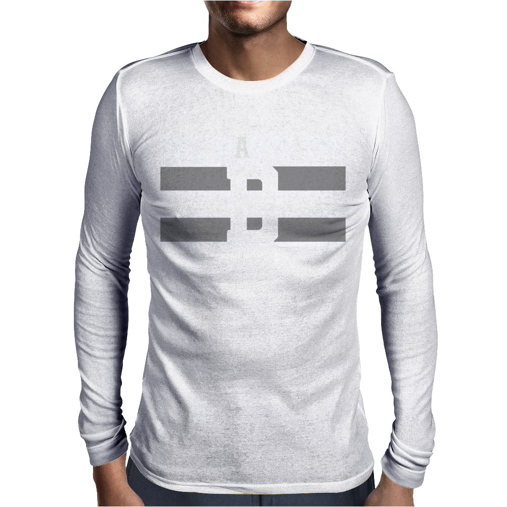 She Wants the D Mens Long Sleeve T-Shirt