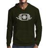 Sheep and yarn Mens Hoodie