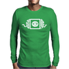 Sheep and yarn Mens Long Sleeve T-Shirt
