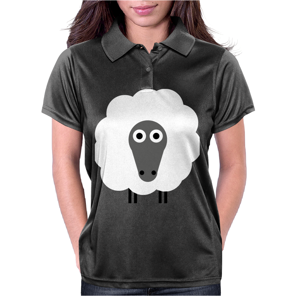 Sheep Womens Polo