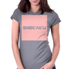 Shekaku Womens Fitted T-Shirt