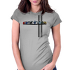 Shelby Mustang Womens Fitted T-Shirt