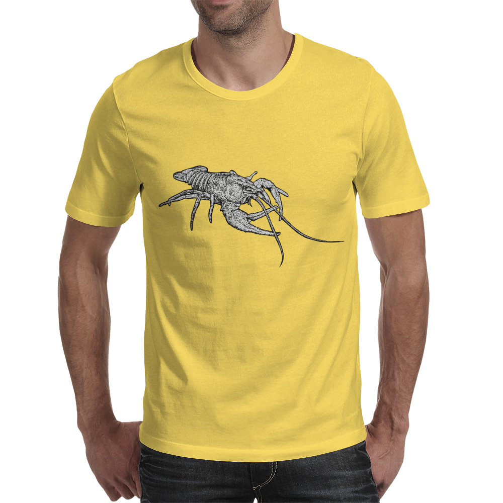 Shellfish Mens T-Shirt
