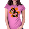 Shenron dragon balls Womens Fitted T-Shirt