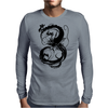Shenron Mens Long Sleeve T-Shirt