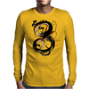 Shenron v2 Mens Long Sleeve T-Shirt