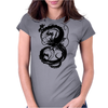 Shenron Womens Fitted T-Shirt