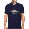 Sheriff Department Unofficial Twin Peaks Mens Polo