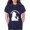 Sherlock Holmes Homage Elementary Icons Womens Polo