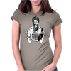 Sherlock Holmes Tribute Womens Fitted T-Shirt