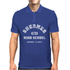 Shermer High school 1984 (aged look) Mens Polo
