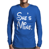She's Mine Mens Long Sleeve T-Shirt
