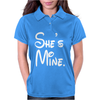 She's Mine Womens Polo