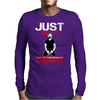 Shia Labeouf Just Do It! Mens Long Sleeve T-Shirt