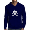 Shiina Ringo - Apple Crossbones Mens Hoodie