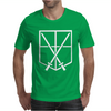 Shingeki No Kyojin Attack On Titan 3 Mens T-Shirt