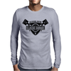 Shocool Images For Garage Logo Mens Long Sleeve T-Shirt