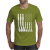 Shotgun Flag - Patriotic Mens T-Shirt