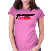Shotgun Indeed Womens Fitted T-Shirt