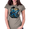 Shovel Knight Womens Fitted T-Shirt