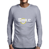 Show me your SMILE Mens Long Sleeve T-Shirt