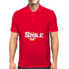 Show me your SMILE Mens Polo