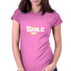 Show me your SMILE Womens Fitted T-Shirt