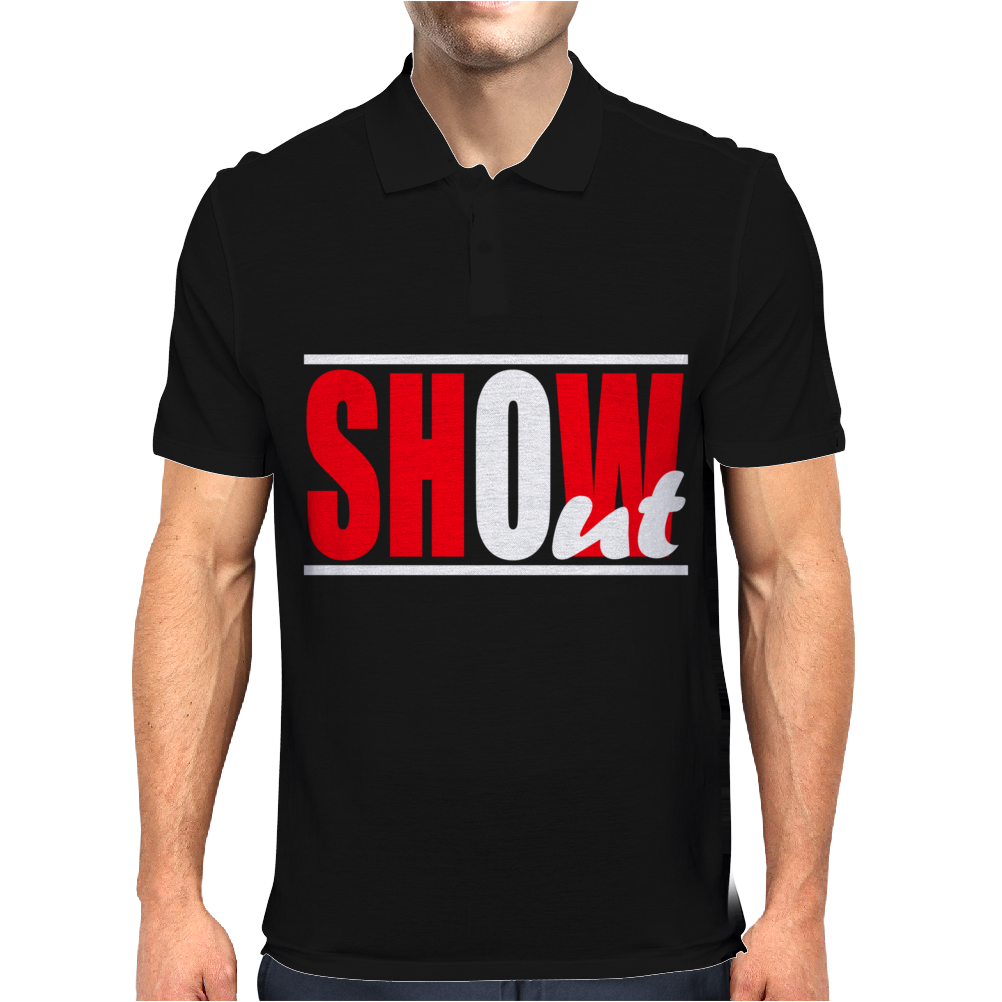 Show Out Juicy Mens Polo