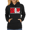 Show Out Juicy Womens Hoodie