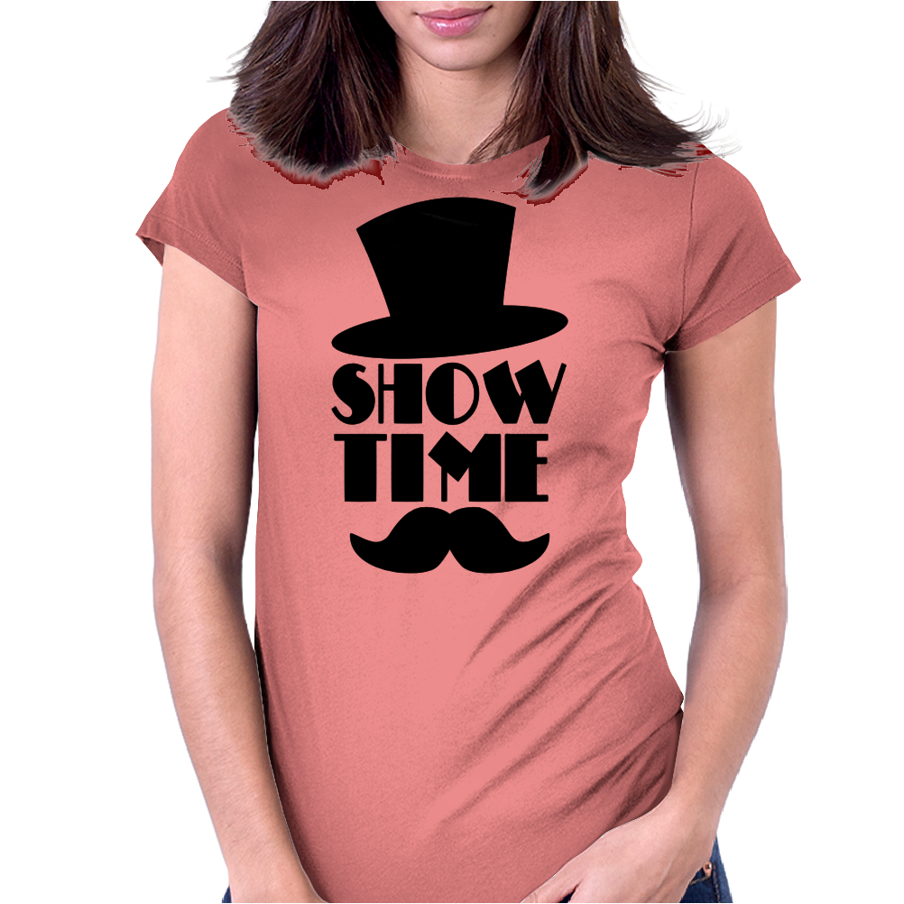 Show them love Womens Fitted T-Shirt