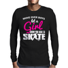Show You How to Skate Mens Long Sleeve T-Shirt