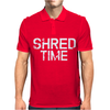 SHRED TIME Mens Polo