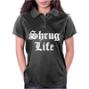 SHRUG LIFE Womens Polo