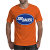 Sig Sauer Guns Oval Mens T-Shirt