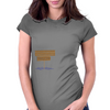 Sign from the Universe Womens Fitted T-Shirt
