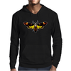 Silence Of The Lambs Butterfly Moth Mens Hoodie