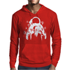 Silence Will Fall Mens Hoodie