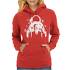Silence Will Fall Womens Hoodie