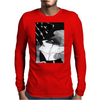 SILENT SEALED Mens Long Sleeve T-Shirt