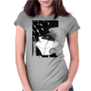 SILENT SEALED Womens Fitted T-Shirt