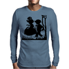 Silhouette First Love Mens Long Sleeve T-Shirt