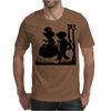 Silhouette First Love Mens T-Shirt
