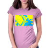 silhouette Womens Fitted T-Shirt