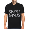 Simple Minds Mens Polo