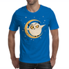 Simple Owl Mens T-Shirt