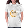 Simple Owl Womens Polo